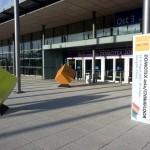Domotex Hannover 2015 Eingang
