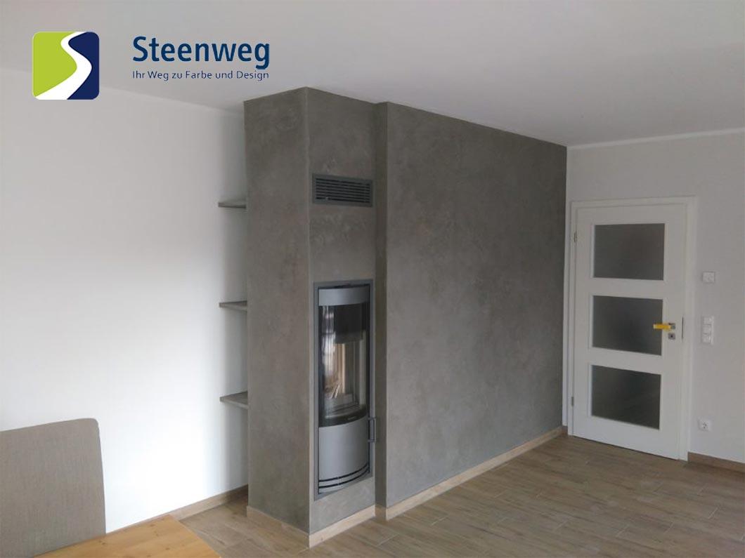 Streichputz Steenweg Maler Ammerland