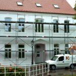 Fassaden Instandsetzung Wohnhaus