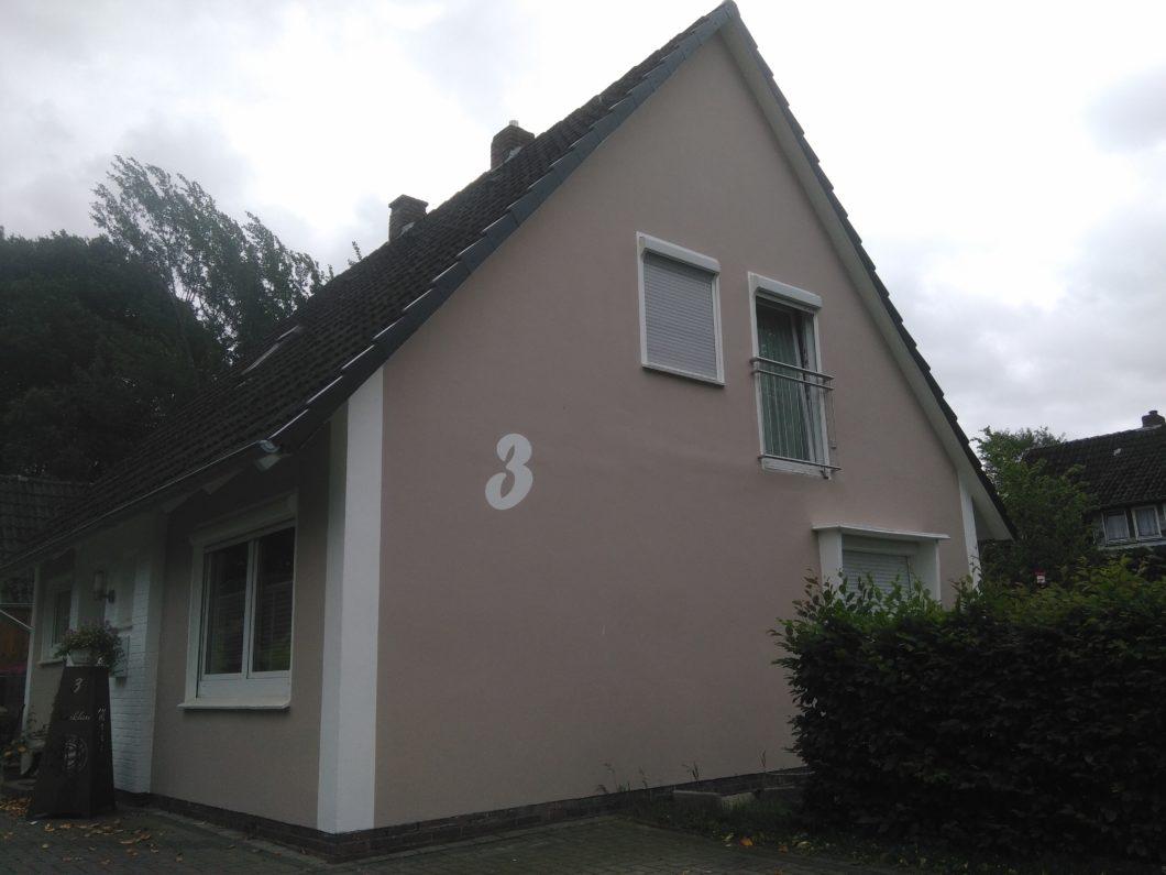 Gut gemocht Fassadenanstrich mit Funktion - Malermeister Steenweg DF61