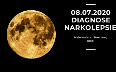 08.07.2020 DIAGNOSE NARKOLEPSIE